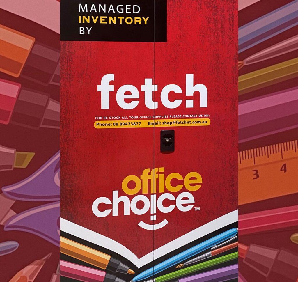 Fetch Cupboard